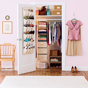 Good Housekeeping  Organized Closets