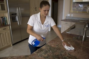Riverside Cleaning gets your home ready for the market
