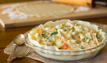 Comfort Food for Back to School